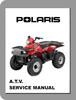 Thumbnail 2008 Polaris Outlaw (450 MXR, 525 S, 525 IRS)