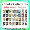 Thumbnail 100 Master Resell Rights eBooks Vol. 2